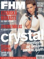 FHM Magazine [Latvia] (May 2012)