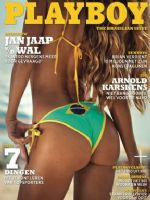 Playboy Magazine [Netherlands] (August 2016)
