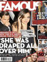 Famous Magazine [Australia] (10 December 2012)