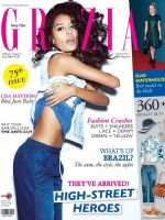 Grazia Magazine [India] (June 2014)