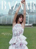 Harper's Bazaar Magazine [United Kingdom] (May 2018)