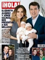 Hola! Magazine [Mexico] (13 February 2016)