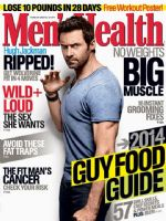 Men's Health Magazine [United States] (June 2014)