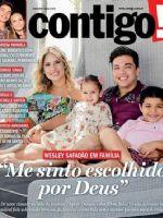 Contigo! Magazine [Brazil] (8 May 2017)