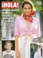 Hola! Magazine [Mexico] (15 November 2018)