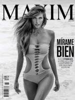 Maxim Magazine [Mexico] (August 2015)
