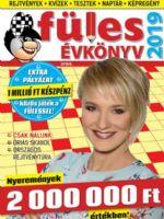 Füles Évkönyv Magazine [Hungary] (January 2019)
