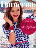 Damernas Varld Magazine [Sweden] (September 2011)