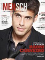 Mensch Magazine [Brazil] (30 November 2012)