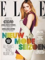 Elle Magazine [Netherlands] (August 2011)
