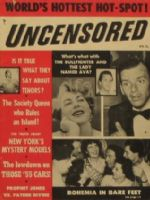 Uncensored Magazine [United States] (April 1955)