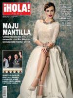 Hola! Magazine [Peru] (17 December 2014)