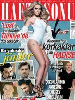 Haftasonu Magazine [Turkey] (29 October 2014)