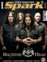 Spark Magazine [Czech Republic] (November 2014)
