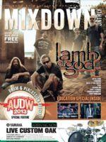 Mixdown Magazine [Australia] (August 2013)