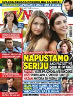 TV Novele Magazine [Serbia] (19 March 2018)