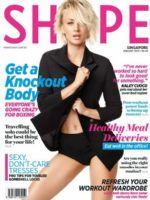 Shape Magazine [Singapore] (January 2016)