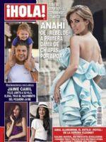 Hola! Magazine [Mexico] (15 October 2014)