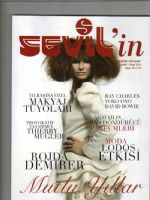 Sevil'in Magazine [Turkey] (January 2011)