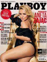 Playboy Magazine [Poland] (January 2015)