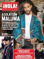 Hola! Magazine [Argentina] (8 May 2018)