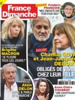 France-Dimanche Magazine [France] (23 November 2020)
