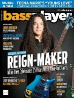 Bass Player Magazine [United States] (October 2018)