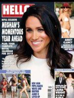 Hello! Magazine [United Kingdom] (14 January 2019)