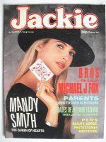Jackie Magazine [United Kingdom] (October 1988)