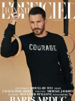 L'Officiel Hommes Magazine [Turkey] (October 2018)