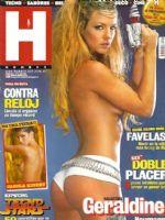 Hombre Magazine [Argentina] (May 2005)
