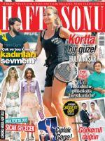 Haftasonu Magazine [Turkey] (24 September 2014)