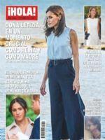 Hola! Magazine [Spain] (16 October 2019)