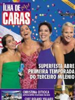 Ilha De Caras Magazine [Brazil] (12 January 2001)