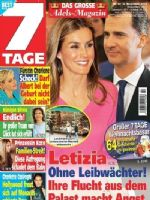 7 Tage Magazine [Germany] (8 November 2014)