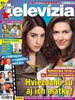 Eurotelevízia Magazine [Slovakia] (8 August 2015)