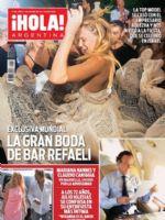 Hola! Magazine [Argentina] (6 October 2015)