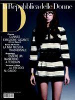 D magazine Magazine [Italy] (28 April 2007)