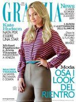 Grazia Magazine [Italy] (30 August 2016)