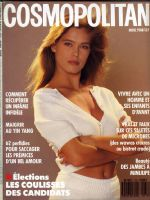 Cosmopolitan Magazine [France] (April 1988)