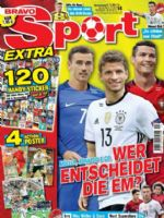 BRAVO sport Magazine [Germany] (30 June 2016)