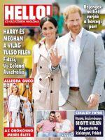 Hello! Magazine [Hungary] (October 2018)