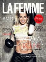 La Femme Magazine [Slovakia] (November 2014)