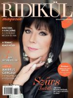 Ridikül Magazine [Hungary] (9 March 2017)