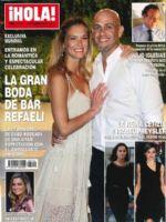 Hola! Magazine [Spain] (7 October 2015)