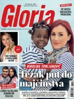 Gloria Magazine [Croatia] (10 January 2019)