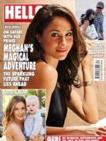 Hello! Magazine [United Kingdom] (21 August 2017)