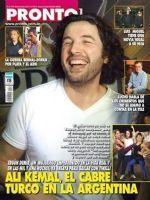 Pronto Magazine [Argentina] (6 May 2015)
