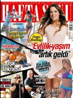 Haftasonu Magazine [Turkey] (16 July 2014)