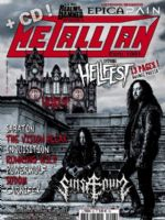 Metallian Magazine [France] (August 2016)